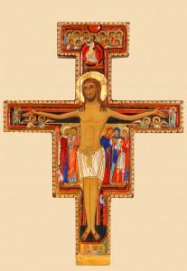Croix St Damien