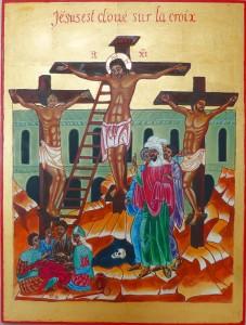 Jésus et les deux larrons