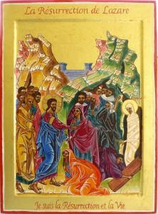 Résurrection Lazare