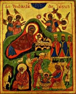 Petite Nativité syrienne
