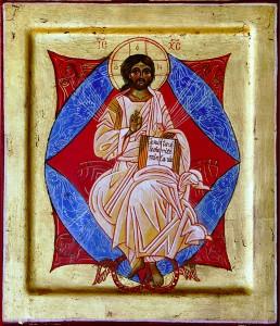 Christ-drapeau