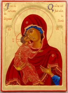 Vierge de Tendresse