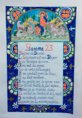 psaume 23
